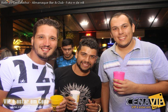 Baile do Contatinho! - Almanaque Bar & Club - Foto 11 de 118