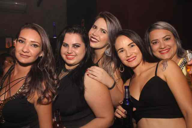 Festa do Preto - 02/12/2017 - Almanaque Bar & Club