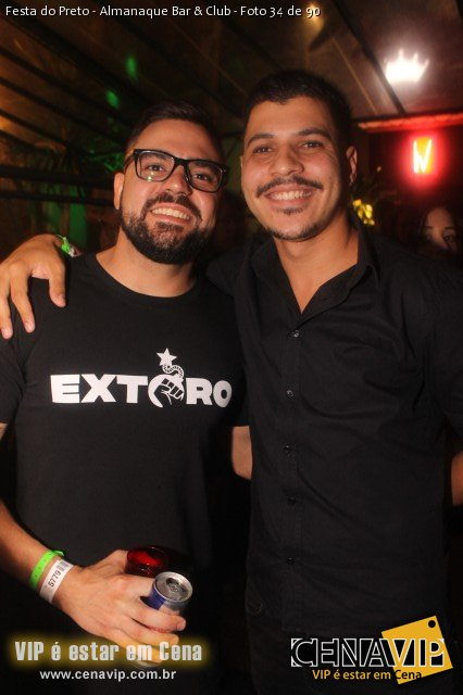 Festa do Preto - Almanaque Bar & Club - Foto 34 de 90