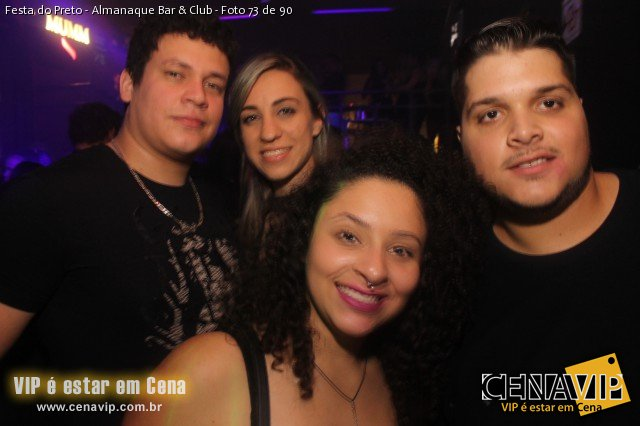 Festa do Preto - Almanaque Bar & Club - Foto 73 de 90