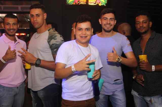 Mexi Comigo - 20/01/2018 - Almanaque Bar & Club
