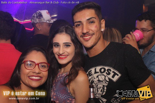 Baile do Contatinho! - Almanaque Bar & Club - Foto 46 de 118