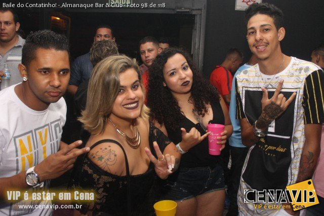 Baile do Contatinho! - Almanaque Bar & Club - Foto 98 de 118